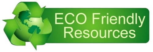 Eco Friendly Resources